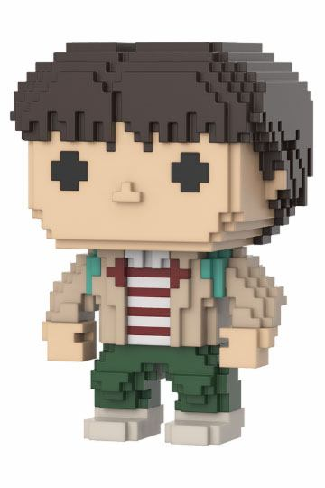 Funko POP! 8-Bit - Stranger Things - Vinyl Figure Mike (17)