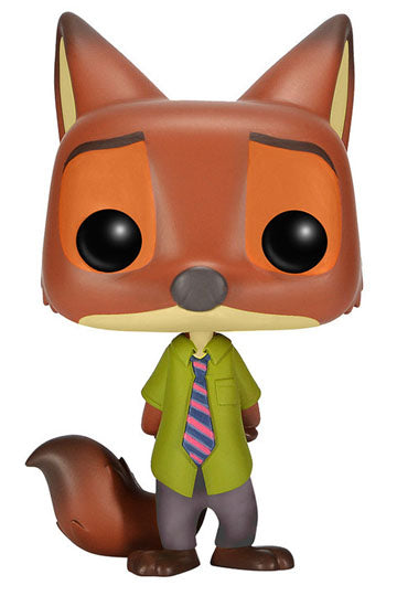 Funko POP! Disney - Zootopia - Vinyl Figure Nick Wilde (186)