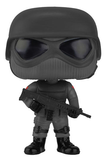 Funko POP! Heroes - Batman v Superman - Vinyl Figure Superman Soldier (90)