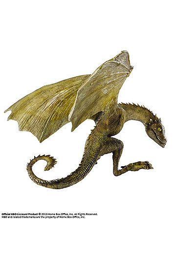 The Noble Collection - Sculpture - Game of Thrones - Rhaegal Baby Dragon