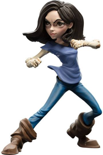 WETA Mini Epics - Alita Battle Angel - Vinyl Figure Alita (1)