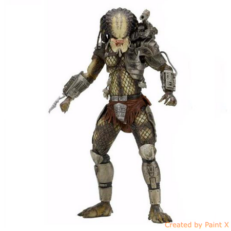 NECA Action Figure - Predator - Figure Jungle Hunter