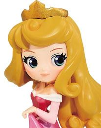 Disney - Q Posket Petit Girls Festival - Sleeping Beauty - Vinyl Figure Aurora
