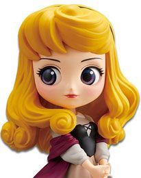Disney - Q Posket Mini Figure - Sleeping Beauty - Vinyl Figure Briar Rose (Princess Aurora)