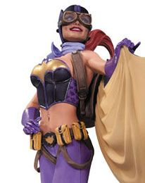 DC Collectibles - Bombshells - Resin Figure Batgirl