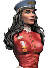 DC Collectibles - Bombshells - Figure Resine Buste Wonder Woman