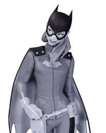 DC Collectibles - DC Comics - Figure Resin Batgirl (B/W)