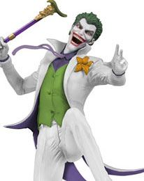 DC Collectibles - DC Comics - The Joker (White Variant) Exclusive