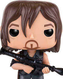 Funko POP! Television - The Walking Dead - Vinyl Figure Daryl Dixon (Rocket Launcher) (391)
