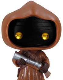 Funko POP! Star Wars - Vinyl Figure Bobble-Head Jawa (20)