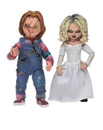 Action Figure - Bride of Chucky - Chucky & Tiffany (10 cm)
