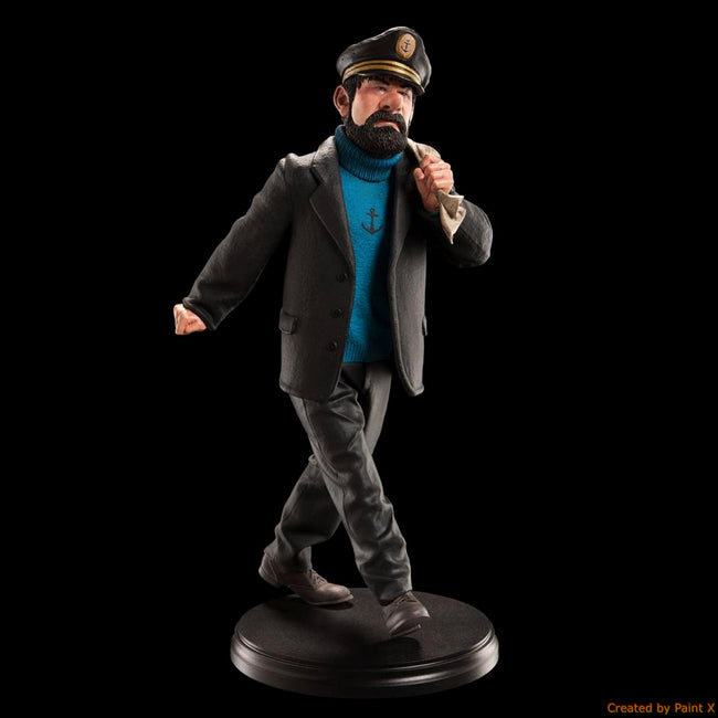 WETA - Tintin - The Adventures of Tintin - Captain Haddock