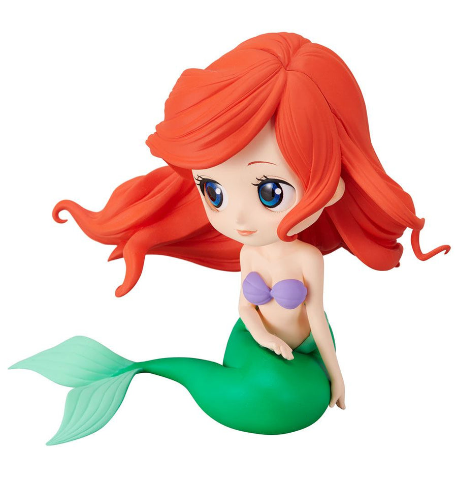 Disney - Q Posket Mini Figure - The Little Mermaid - Vinyl Figure Ariel