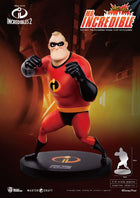 Disney - Beast Kingdom Toys - The Incredibles - Resin Figure Mr. Incredible (45 cm)