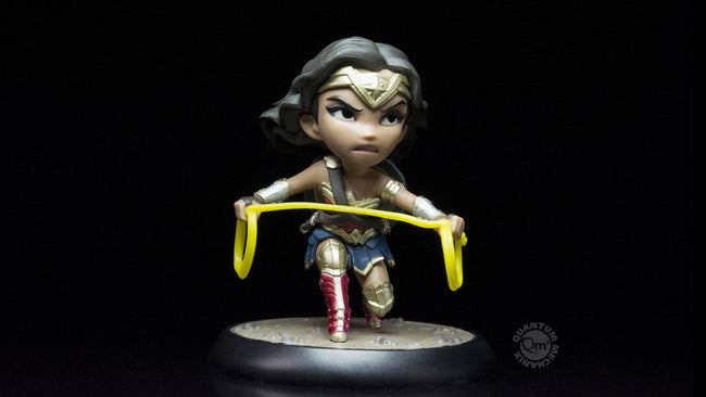Q-Fig Figure - DC Comics - Justice League - Wonder Woman