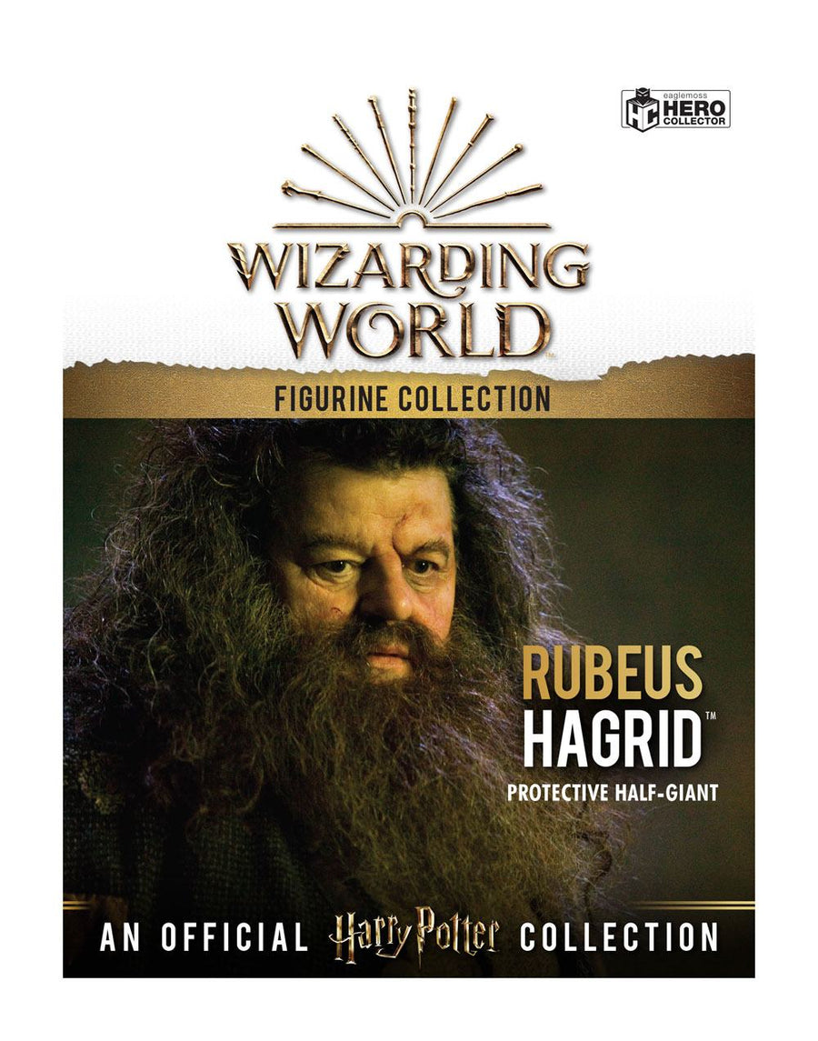 Wizarding World Collection - Harry Potter - Rubeus Hagrid