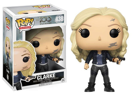 Funko POP! Television - The 100 - Vinyl Figure Clarke (438)