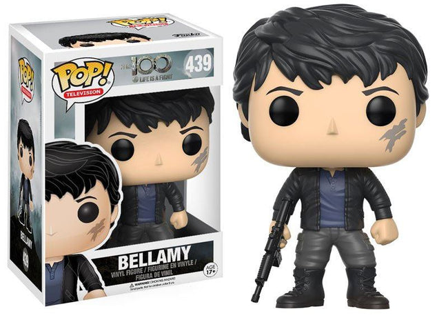 Funko POP! Television - The 100 - Vinyl Figure Bellamy (439)
