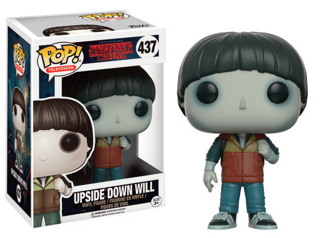 Funko POP! Vinyl Television - Stranger Things - Figure Upside down will