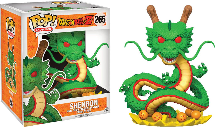 Funko POP! Animation - Dragonball Z - Vinyl Figure Shenron (Exclusive) (265)