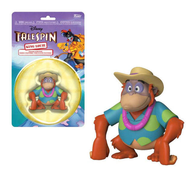 Funko Action Figure - Disney Afternoon - Talespin - Vinyl Figure King Louie