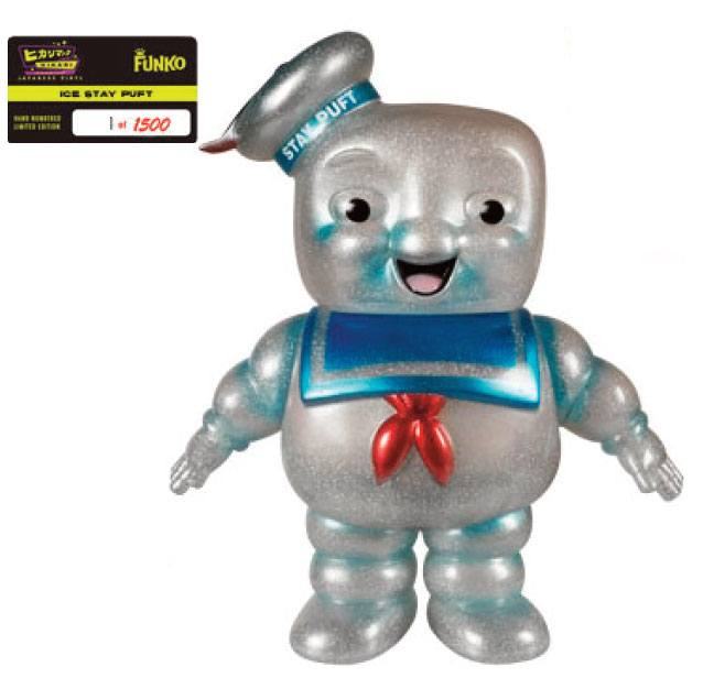Funko Hikari Sofubi Vinyl - Ghostbusters - Ice Stay Puft (Exclusive)