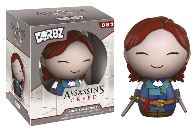 082 - Funko Vinyl Sugar DORBZ - Assassin's Creed Unity - Elise