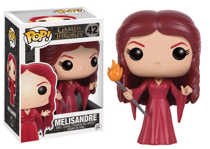 Funko POP! Vinyl Television - Game of Thrones - Figure Melisandre