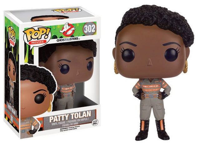 Funko POP! Movies - Ghostbusters - Vinyl Figure Patty Tolan (302)