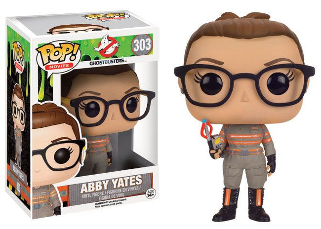 Funko POP! Movies - Ghostbusters - Vinyl Figure Abby Yates (303)