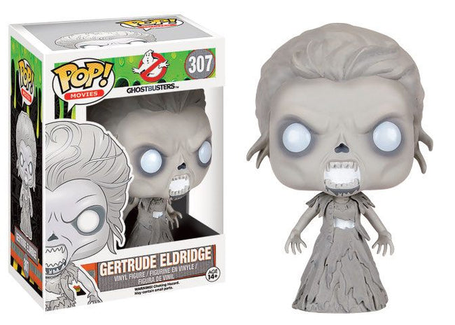 Funko POP! Movies - Ghostbusters - Vinyl Figure Gertrude Eldridge (307)