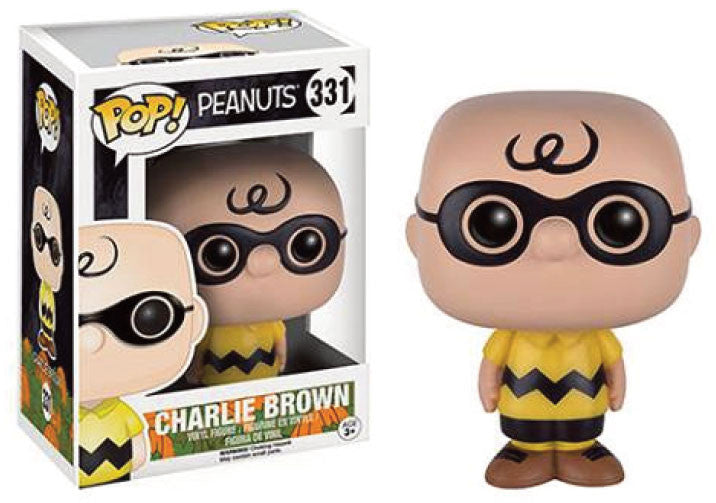 Funko POP! Vinyl - Peanuts - Figure Charlie Brown (9 cm)