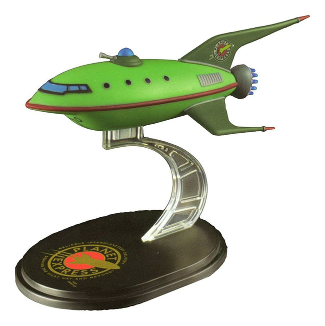 Q-Fig Figure - Futurama - Replica Planet Express Ship