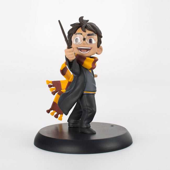 Q-Fig Figure - Harry Potter - Pvc Figure Harry's first spell