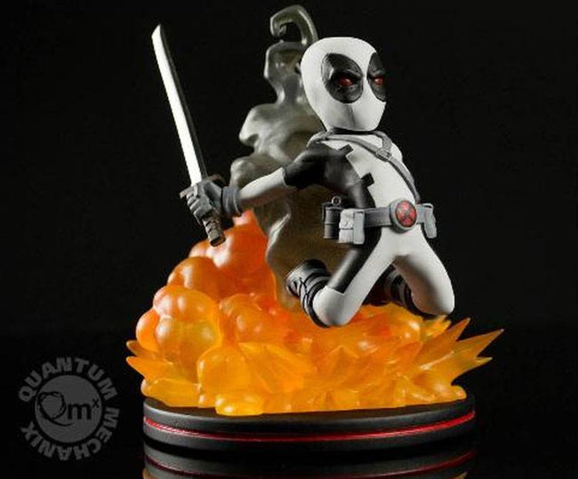 Q-Fig Figure - Marvel - Deadpool X-Force
