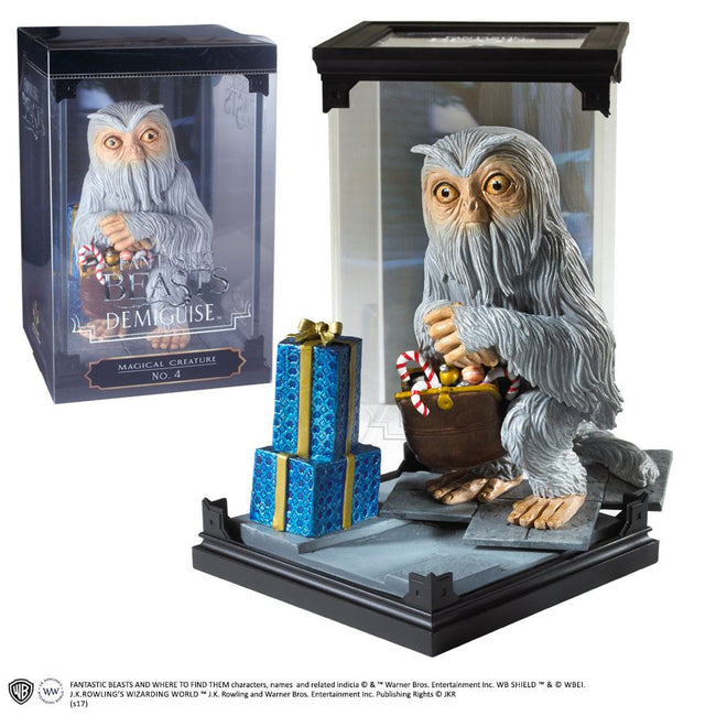 The Noble Collection - Fantastic Beasts Magical Creatures - Demiquise (04) - 18 cm