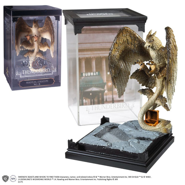The Noble Collection - Magical Creatures - Fantastic Beasts - Thunderbird (06)