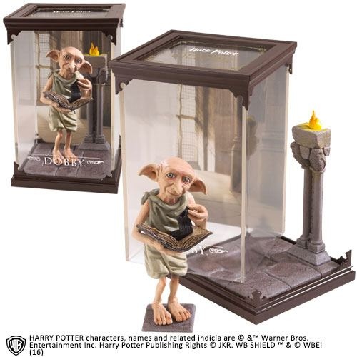 The Noble Collection - Magical Creatures - Harry Potter - Vinyl Figure Dobby (02)