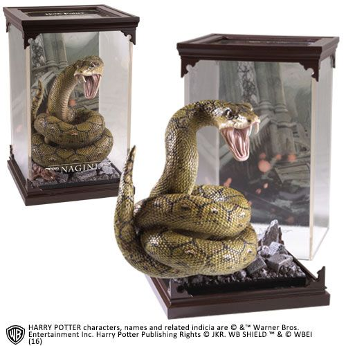 The Noble Collection - Magical Creatures - Harry Potter - Resin Figure Nagini (9)