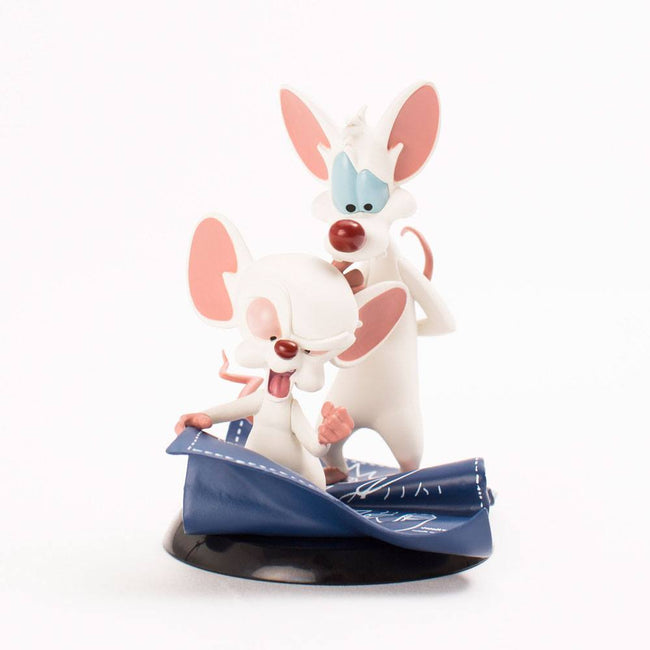 Q-Fig Figure - Pinky & The Brain - Taking over the world (10 cm)