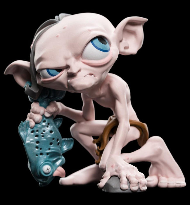 WETA Mini Epics - The Lord of the Rings - Vinyl Figure Gollum (2)