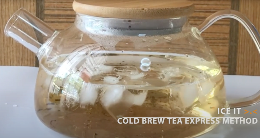 How To Make Your Own Cold Brew Tea ( Part II )