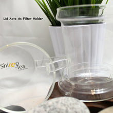 Shinno All-In-One Glass Tea Cup