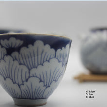 Load image into Gallery viewer, Zen Theme Tea Set