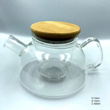 Glass Tea Pot A
