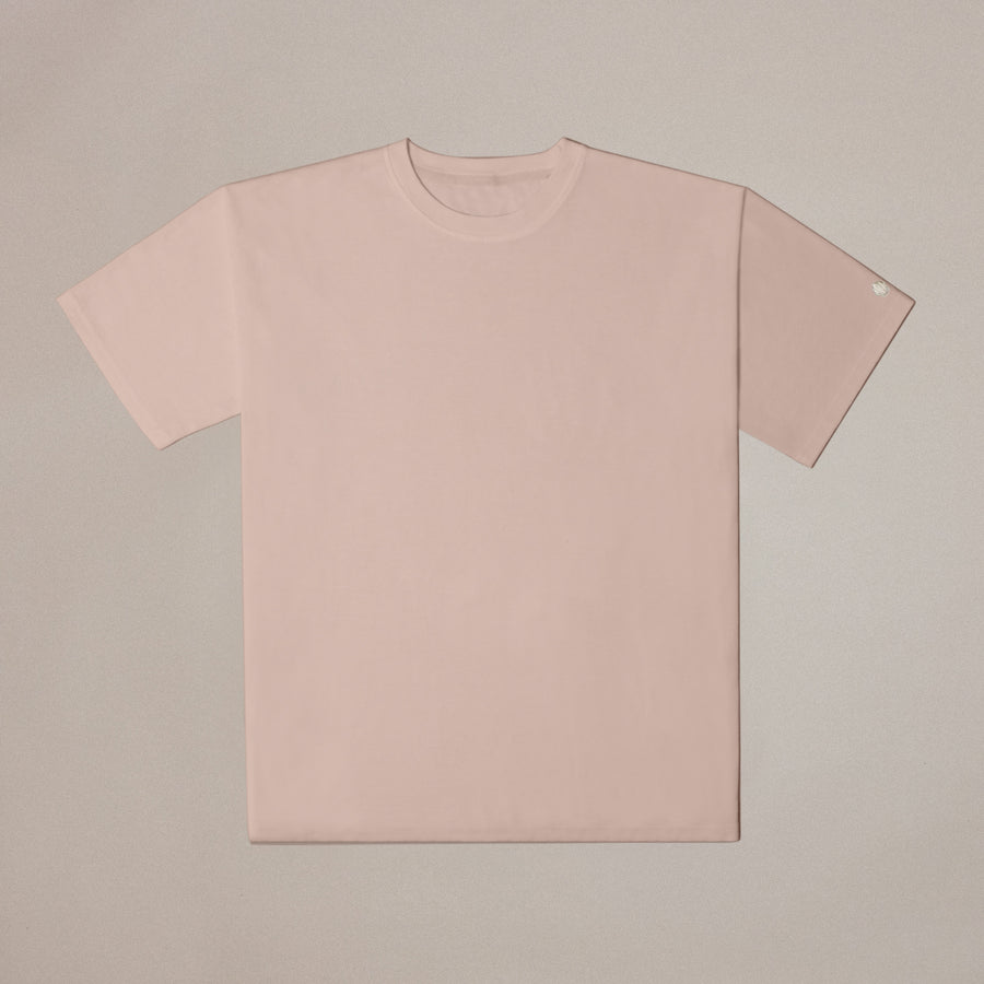 Basic Tee (Dusty Pink)
