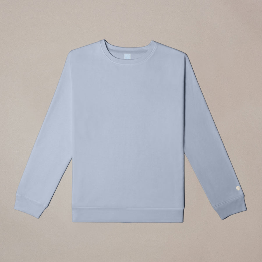 Basic Sweatshirt (Pale Grey)