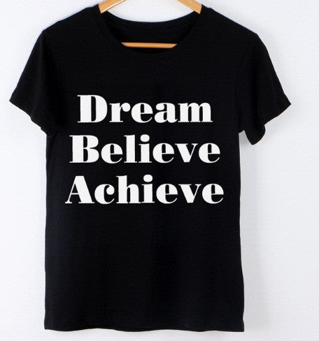 Tricou Dream