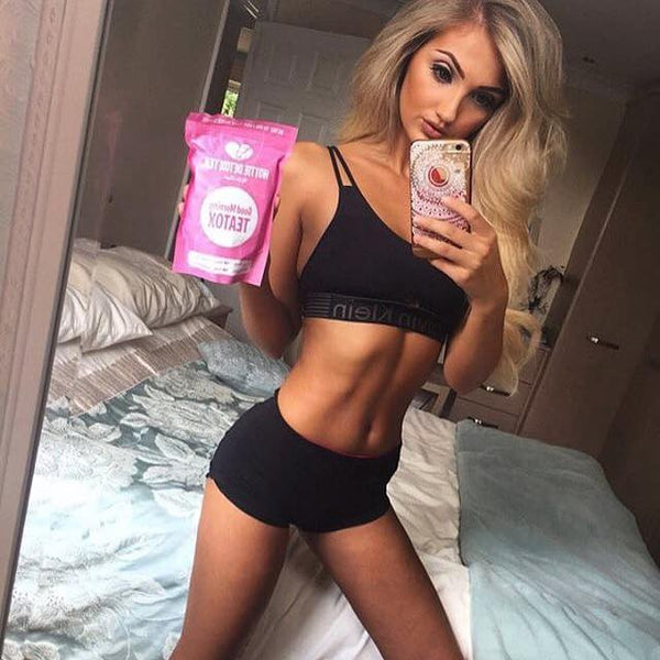 Why is Hottie Detox the Best Slimming Tea and Detox according to 200 000 women world wide!