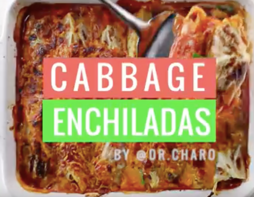 EASY CABBAGE ENCHILADAS! LOW CARB